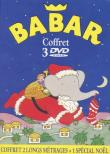 Photo : Babar - Le triomphe de Babar + Babar, roi des éléphants + Babar et le Père Noël - Pack