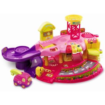 mon garage ducatif tut tut bolides vtech rose jouets manipuler achat prix fnac. Black Bedroom Furniture Sets. Home Design Ideas