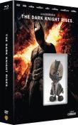 Batman - The Dark Knight Rises - Édition limitée Mini Cosbaby - Blu-ray + DVD + Copie digitale (Blu-Ray)