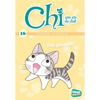 Chi une vie de chat tome 16 chi grandit konami - Dessin de chi ...