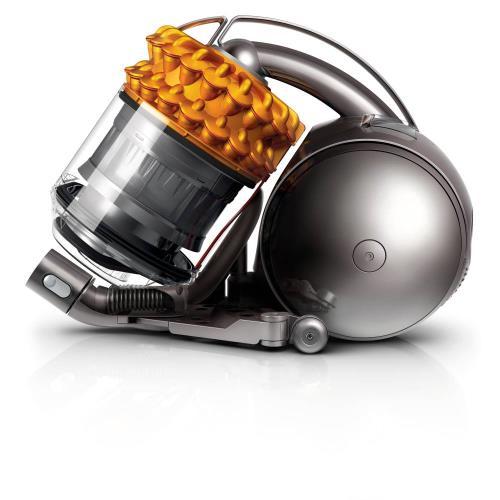 Technologie Dyson Cinetic et Technologie Ball