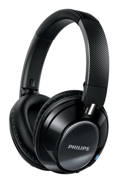Casque Bluetooth Philips SHB9850NC/00 Noir