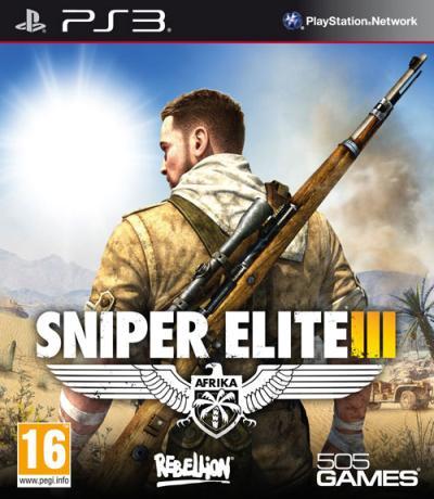 Sniper Elite 3 PS3 - PlayStation 3