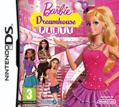 Barbie Dreamhouse Party DS - Nintendo DS