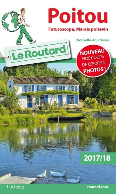 Image accompagnant le produit Guide du Routard Poitou