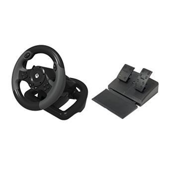 volant de course hori pour xbox one accessoire console de jeux achat prix fnac. Black Bedroom Furniture Sets. Home Design Ideas