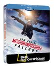 Mission : Impossible Fallout Steelbook Edition Spéciale Fnac Blu-ray