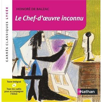 Le chef d 39 oeuvre inconnu broch honor de balzac achat livre achat prix fnac - Chef d oeuvre ...