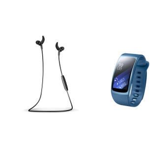 Casque JayBird Freedom Noir + Samsung Gear Fit 2