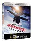Mission : Impossible Fallout Steelbook Edition Spéciale Fnac Blu-ray 4K Ultra HD