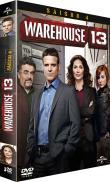 Warehouse 13 (Entrepôt 13 !) - Saison 4 (DVD)