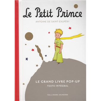 Le petit prince le grand livre pop up le petit prince for Le grand livre du minimalisme