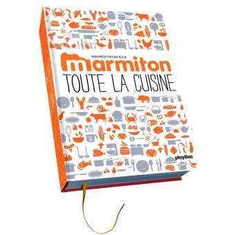 Marmiton toute la cuisine 1000 recettes de a z for La cuisine de a a z