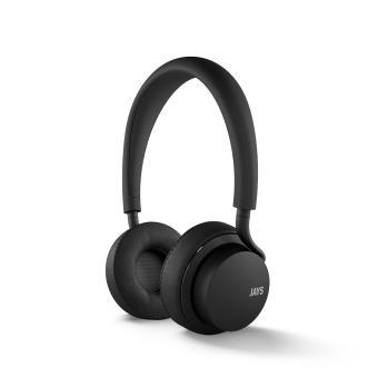 Casque Audio Jays U-Jays pour iOS Noir/Noir