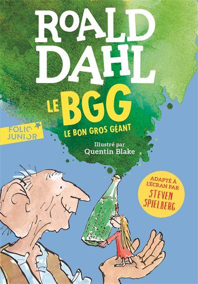 """Résultat de recherche d'images pour """"livre le bon gros géant"""""""