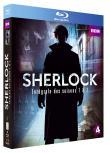 Sherlock - Intégrale des saisons 1 & 2 (Blu-Ray)