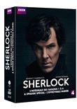 COFFRET SHERLOCK Intégrale Saisons 1 à 4 (+ Episode Spécial L'EFFROYABLE MARIEE) (DVD)