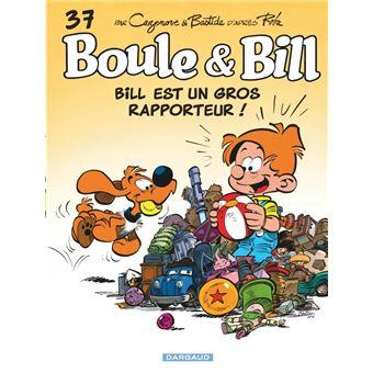 Boule et Bill T37