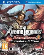 Dynasty Warriors 8 Xtreme Legends Edition compl�te PS Vita  - PS Vita