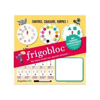 Frigobloc - Mes premiers apprentissages