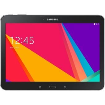 tablette samsung galaxy tab 4 ve 10 1 16 go wifi noir. Black Bedroom Furniture Sets. Home Design Ideas