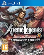 Dynasty Warriors 8 Xtreme Legends Edition compl�te PS4 - PlayStation 4