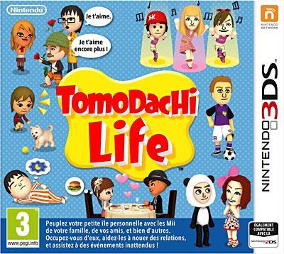 Tomodachi Life 3DS - Nintendo 3DS