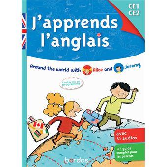 Méthode d'anglais pour les enfants débutants livre CD Véronique