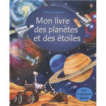 Livre sur les étoiles