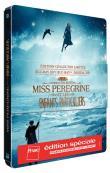 Miss Peregrine et les enfants particuliers Edition spéciale Fnac Steelbook Blu-ray 3D + 2D
