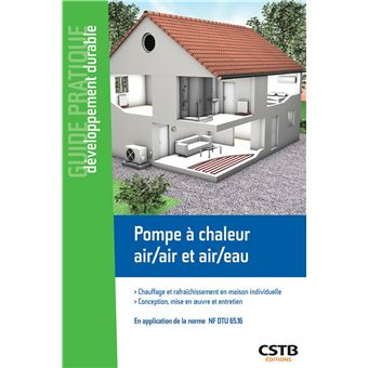 pompe chaleur air air et air eau broch energie tribu achat livre achat prix fnac. Black Bedroom Furniture Sets. Home Design Ideas