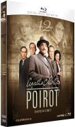 Agatha Christie : Poirot - Saison 12 (Blu-Ray)