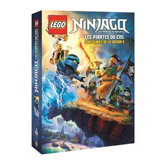 Ninjago lego ninjago saison 6 dvd coffret dvd dvd zone - Lego ninjago nouvelle saison ...