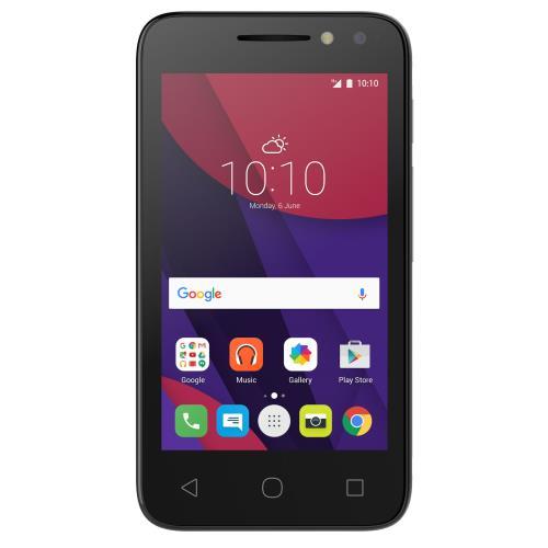 Smartphone Alcatel Pixi 4 4 Go Double SIM Blanc