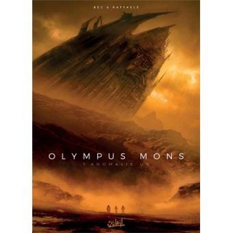 olympus mons tome 1 anomalie 1 christophe bec stefano raffaele cartonn achat livre. Black Bedroom Furniture Sets. Home Design Ideas