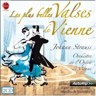 plus belles valses de vienne johann strauss cd album achat prix fnac. Black Bedroom Furniture Sets. Home Design Ideas