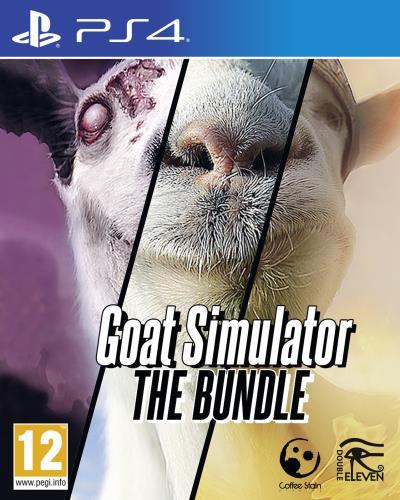 Goat Simulator : The Bundle PS4