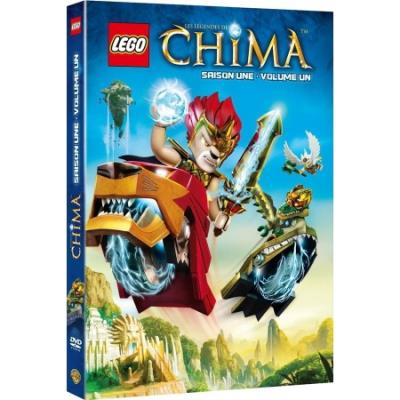 LEGO Les légendes de Chima Saison 1 Volume 1 DVD
