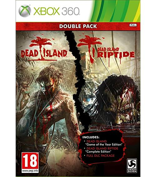 Dead Island Double Pack Xbox 360 - Xbox 360