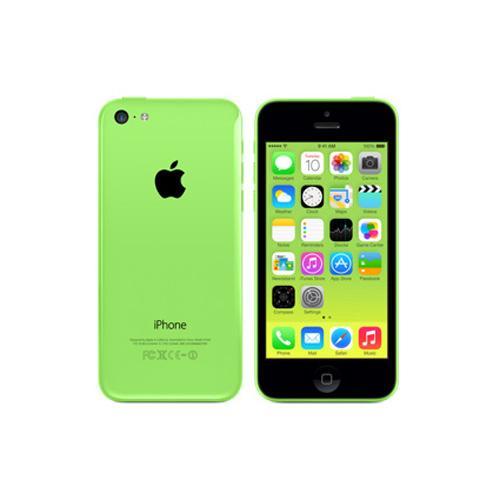 apple iphone 5c 32 go vert smartphonespaschers. Black Bedroom Furniture Sets. Home Design Ideas