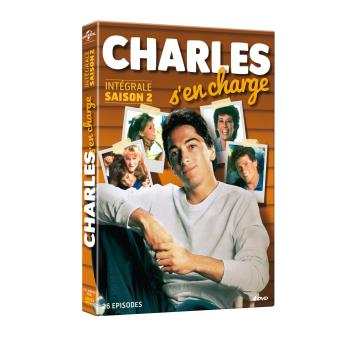 charles in charge charles s 39 en charge saison 2 dvd coffret dvd dvd zone 2 scott baio. Black Bedroom Furniture Sets. Home Design Ideas