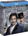 Photo : Sherlock Holmes + Sherlock Holmes 2 : Jeu d'ombres