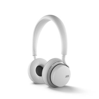 Casque Audio Jays U-Jays pour Android Blanc/Argent