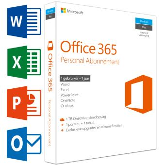microsoft office 365 personnel c d rom achat prix fnac. Black Bedroom Furniture Sets. Home Design Ideas