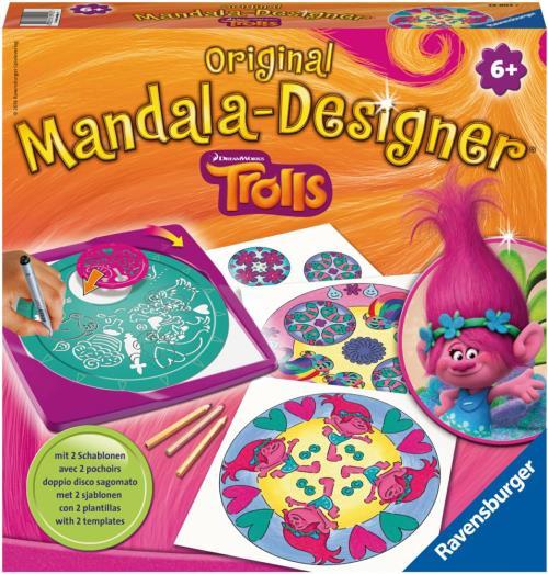 Le grand et le mini pochoir Mandala-Designer® à utiliser en voyage et parfaitement adaptés à la mandala machine, pour te permettre de dessiner une infinité de somptueux mandalas tous uniques! Le mandala consiste en un dessin réalisé par un pochoir rond mo