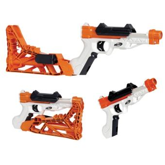 pistolet nerf sharpfire elite autre jeu de plein air achat prix fnac. Black Bedroom Furniture Sets. Home Design Ideas