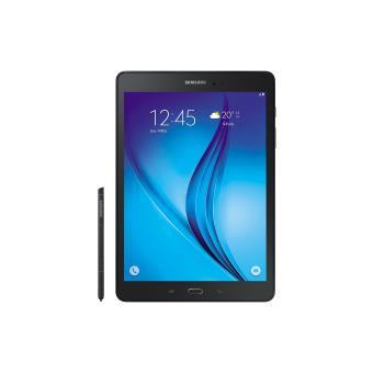 tablette samsung galaxy tab a 9 7 16 go wifi noir stylet tablette tactile. Black Bedroom Furniture Sets. Home Design Ideas