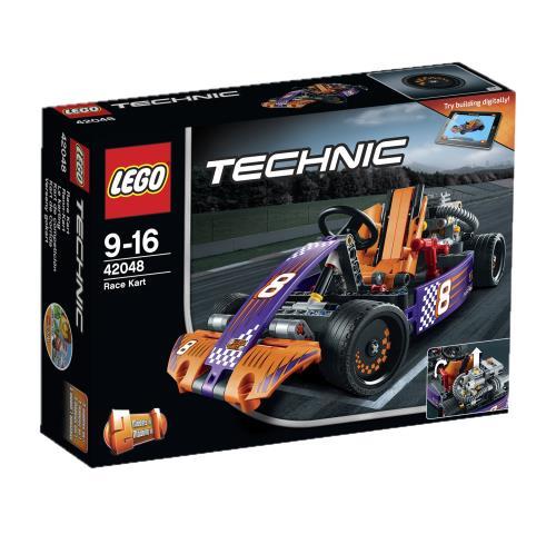 LEGO® Technic 42048 Le karting