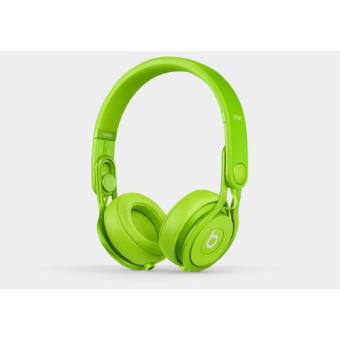 casque beats mixr color vert casque audio achat prix. Black Bedroom Furniture Sets. Home Design Ideas