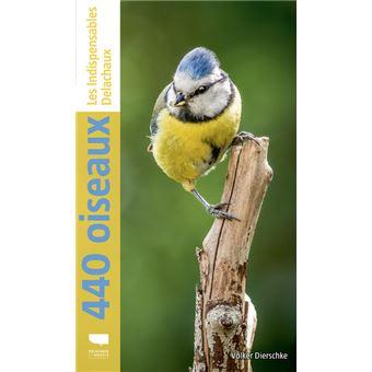 440 Oiseaux Broch Volker Dierschke Achat Livre